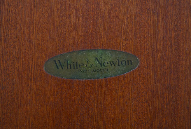 White and Newton