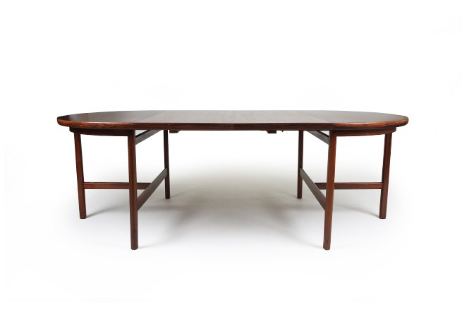 Archie Shine Rosewood Dining Suite