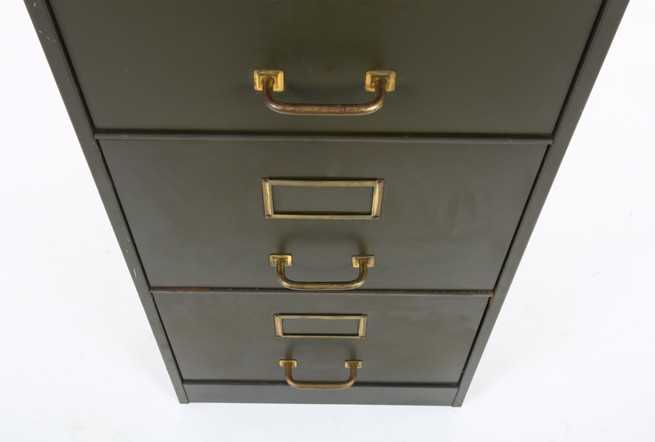 Roneo Industrial Filing Cabinet