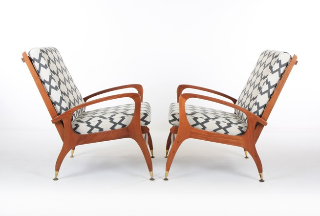 DON Curvaceous Armchairs