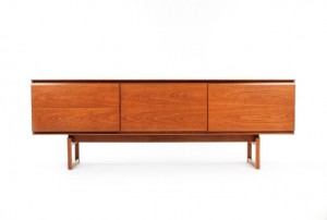 White and Newton Teak Sideboard