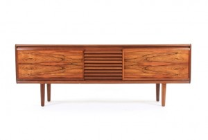 White and Newton Rosewood Sideboard