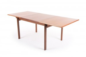White and Newton Teak Dining Table