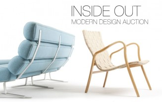 'Inside Out' Webbs Modern Design Auction
