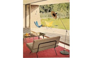 Guest Blog: Colour and Pattern in the Mid-Century Home