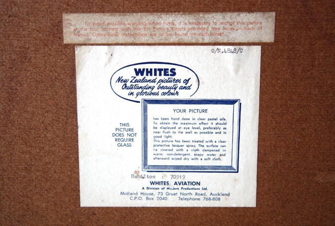 Whites Aviation Ltd