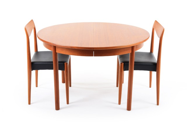 EoN Extendable Teak Dining Table