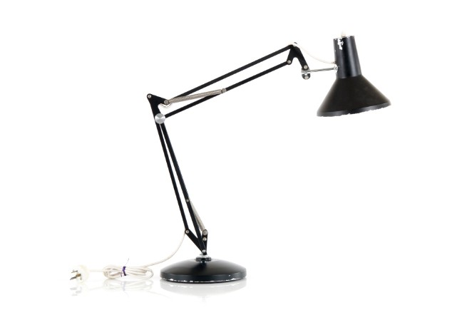 Mr bigglesworthy mid century modern and designer retro furniture - Large anglepoise lamp ...