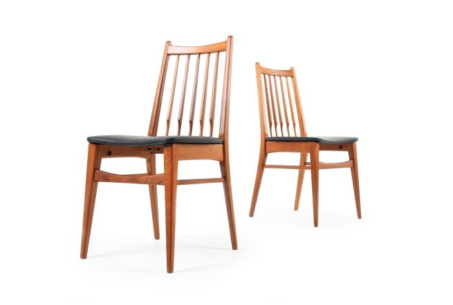 Jon Jansen Dining Chairs