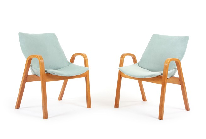 Amazing Bentwood 1950s Occasional Chairs