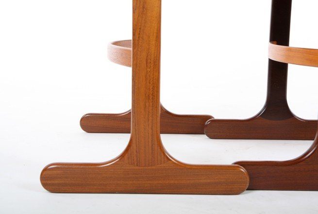 G-Plan Sculpted Nesting Tables