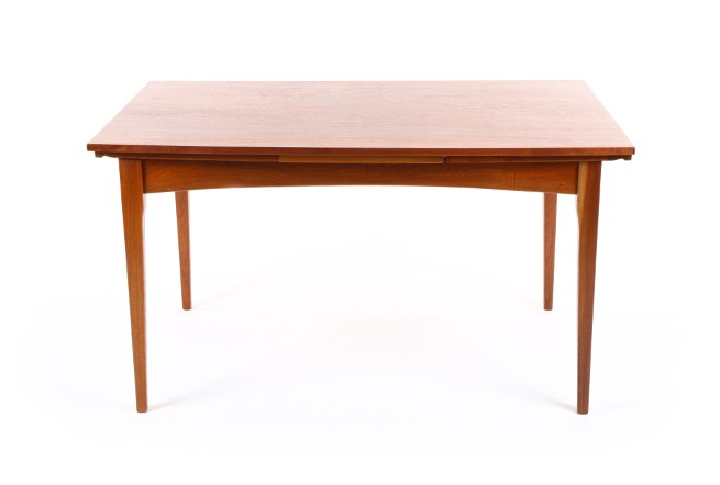 Fler 6-8 Seater Mahogany Dining Table
