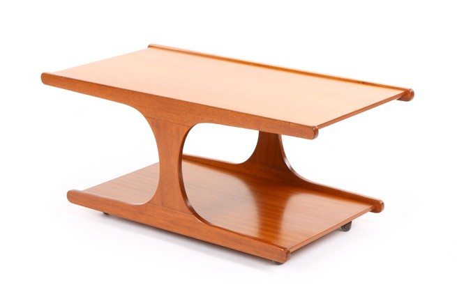 Don Lorong Coffee Table on Castors