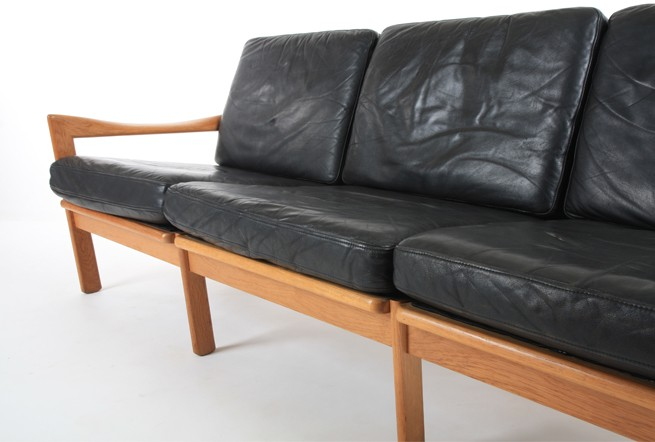 Illum Wikkelso Sofa for N. Eilersen