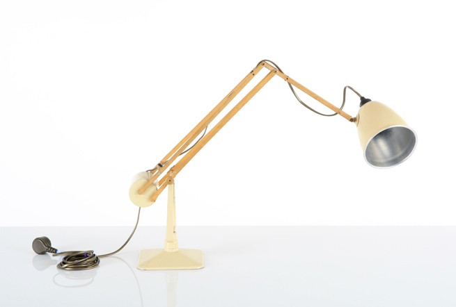 Hadrill and Horstmann Counterpoise Lamp