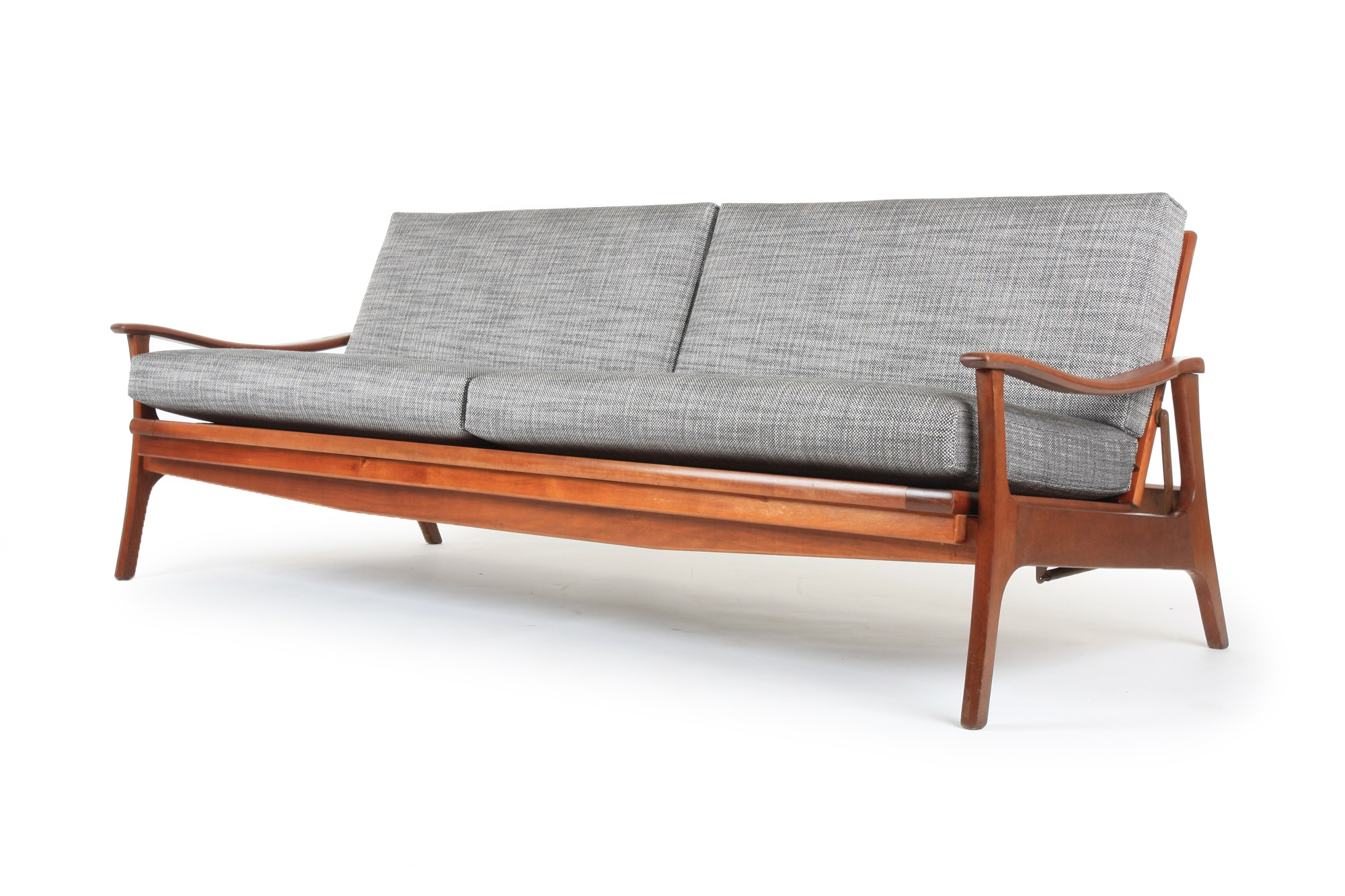 100 retro daybed teal sofa daybed by bert liebert wilhelm for knoll mid century 60 u0027s - Daybeds for small spaces gallery ...