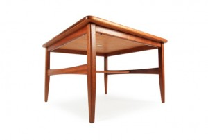 Kallenbach's Square Coffee Table