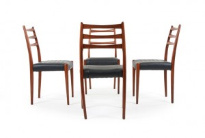 Four Fler Dining Chairs