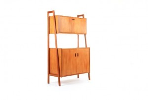 Otto Larsen Tall Storage Unit