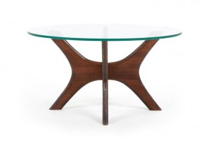 Adrian Pearsall Round Coffee Table