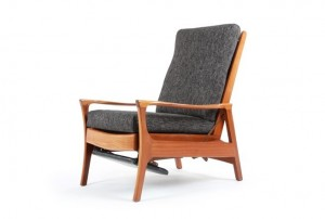 DON Recliner Armchair with Footstool