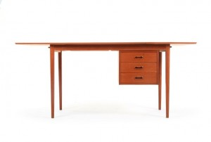 Arne Vodder Teak Desk