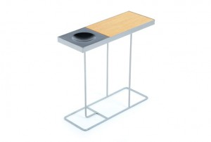 Robin Day Side Table