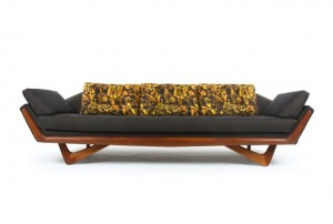 Adrian Pearsall Sofa for Craft Associates