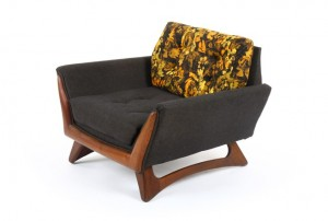 Adrian Pearsall Armchair for Craft Associates