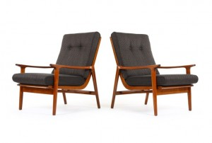 DON Boomerang Armchairs