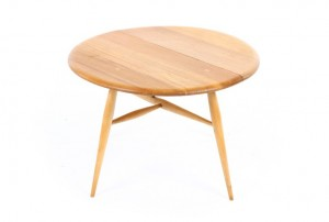 Ercol Petite Folding Side Table