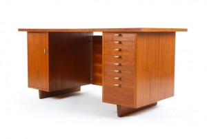 Backhouse Executive Desk