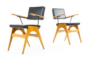 Fred Lowen 'Executive Chairs'
