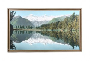 Whites Aviation Photography - Lake Matheson