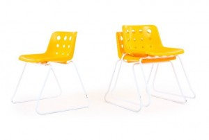 Robin Day Polo Chairs