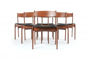 Otto Larsen Dining Chairs