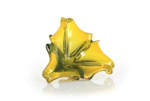 Murano Scrolled Glass Bowl