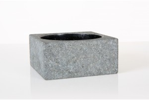 Poul Kjærholm Granite PK-Bowl for Architectmade