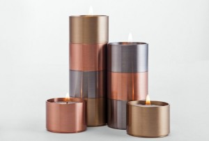 Peter Karpf Trepas Candleholders for Architectmade – Nine