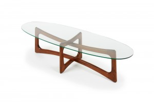 Adrian Pearsall Long Coffee Table