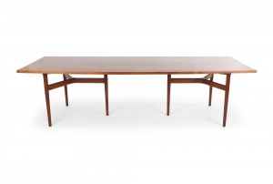 Epic Backhouse Solid Teak Dining Table