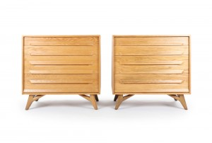 Pair of Jack van der Molen Drawers for Jamestown Lounge