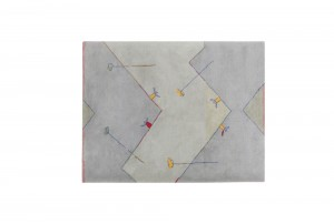 Riduan Tompkins Untitled Rug for Dilana
