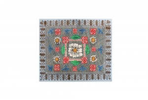 Gavin Chilcott 'Queens Jubilee – Hatfield' Rug for Dilana