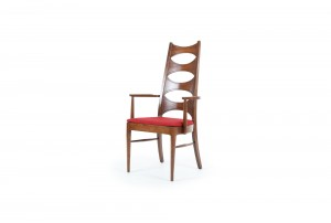 Kent Coffey Perspecta 'Cats Eye' Dining Chair