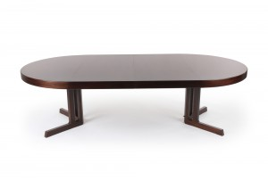Rosengaarden Rosewood Extendable Banquet Table