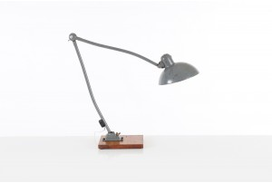 Christian Dell 'Model 6579' Bauhaus Desk Lamp for Kaiser