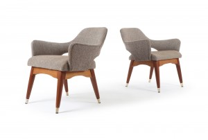 John Crichton Armchairs for NZ Forest Products