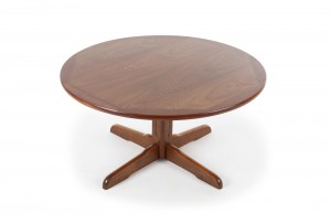 Otto Larsen Pedestal Coffee Table