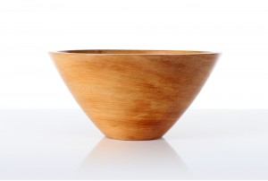 Large Kauri Bowl by John Crichton